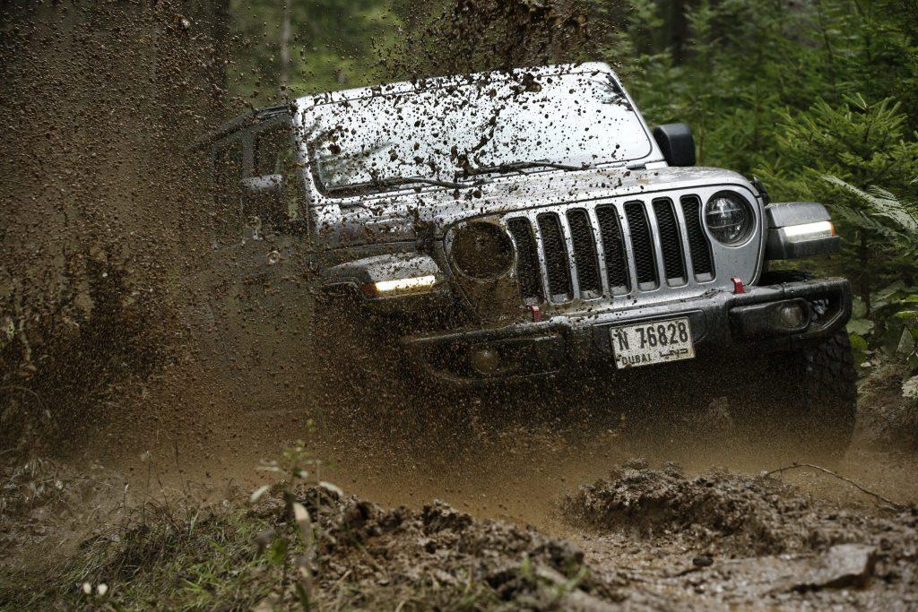 Jeep Wrangler Rubicon - Patrick Karam
